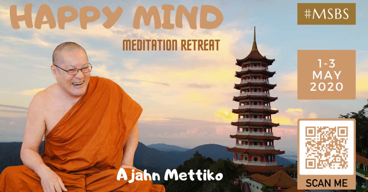 happy mind 2020 ajahn mettiko